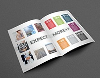 Corporate Brochure Template Vol.4 - 20 Pages