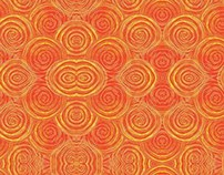 Curl pattern