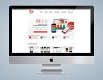 redshift.fr - Responsive Webdesign & Branding identity