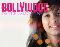 Bollywood Dancer iPad Magazine