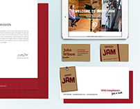 Shoot Jam Branding & Stationary
