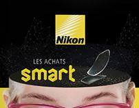 Les Achats Smart de Nikon - MARKETING COLLATERAL
