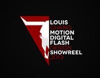 Louis Chang showreel 2013