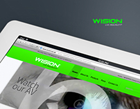 wision website