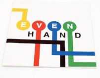 Even Hand Type Specimen Book