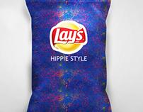 Lay's Hippie Style