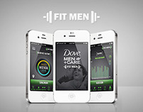 Fit Men Mobile App