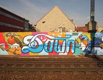 Graffiti Murals Archieve 2012-2013