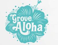 Grove Aloha - Identity