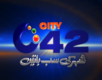 Short Channel Indent for City 42 News.