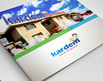 Kardem Children's Academy | Concept Catalogue Design