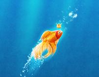 Poster - GoldWish