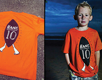 Longsands t-shirt illustrations