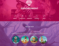 SwagMoment WordPress Theme