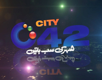 Short Channel Indent 2 for City 42 News.