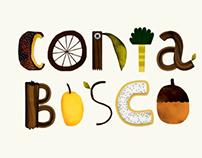 ContaBosco - app