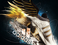 Adidas the one