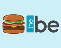 ". Infographic website ""The Be"" ."