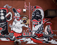 The Yok x Sheryo NYC/Chicago 2013