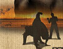 Anúncio filme Besouro (espm)