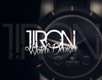 1IRON Watch UI | Devin Jackson