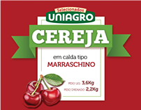 Cerejas Uniagro