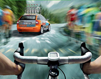 Tour de France, Skoda