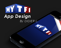MY TF1 | App Design