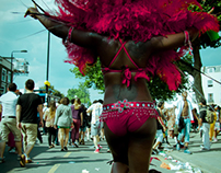 Notting-Hill Carnival 2013