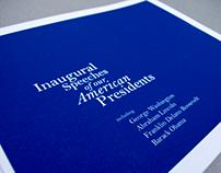 Inaugural Speeches