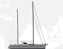 Alluminium Explorer Yacht