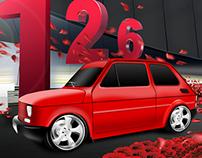 My Lil Kid ( Fiat 126 )