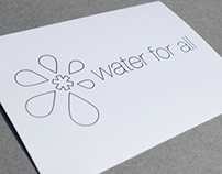 Water for All [logo]