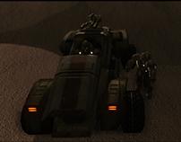 Desert Garage