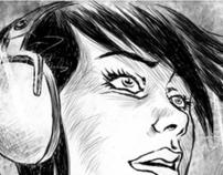 comics (portfolio)