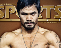 Manny ``PACMAN`` Pacquiao