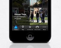 VIP Tour Mobile App