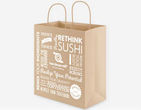 Rethink Sushi Campaign for How Do You Roll?