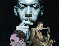 John Coltrane Tribute