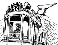 Tram number 39