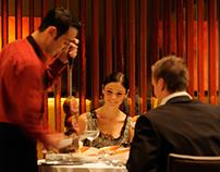 InterContinental Abu Dhabi Restaurants