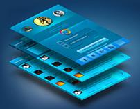 ISPOTAHOTTIE - Ux/Ui & Mobile Web App