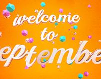 On September