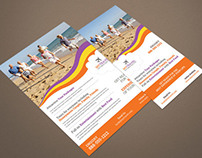 My Travel Flyer & Rack Card