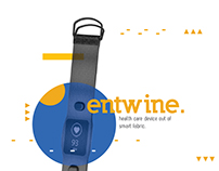 Entwine:Health care device TATA wearable Challenge 16