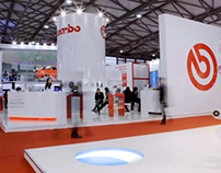 Brembo Booth Time-lapse - 2013 Shanghai Auto Show
