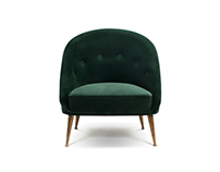 Armchair MALAY | Upholstery