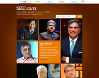 CNBC Dialogues Website