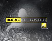 NIKON | REMOTE PHOTOGRAPHERS
