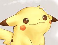 I choose you, Pikachu